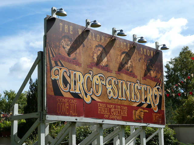 Busch Gardens 2017 Howl-O-Scream, Williamsburg Virginia