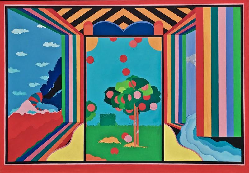 Delicious garden (1970) - António Palolo (1946-2000)