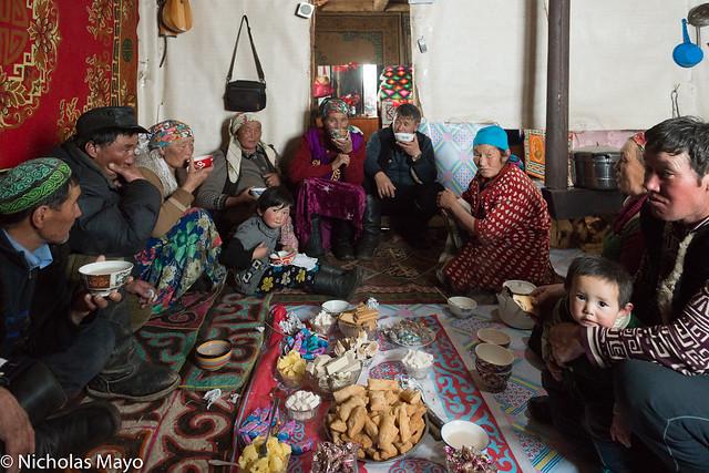 Altai Mountains' Families