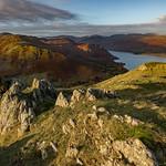 Hallin Fell The Lake District