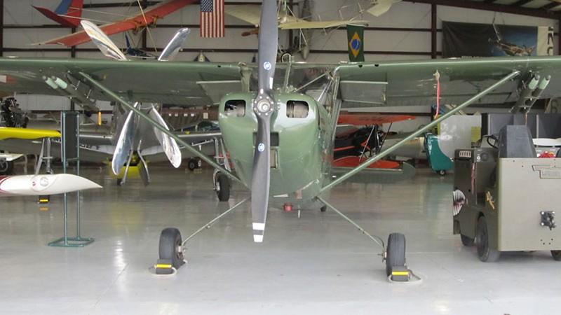Cessna L-19 Del Cane Da Uccello 1