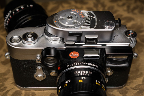 Leica M3 | by ericlwoods