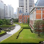 Tokyo New & Old (Old Building of Ministry of Justice)