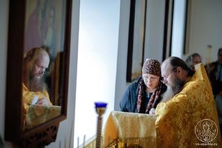 Освящение храма 180