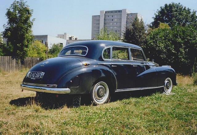 Mercedes-Benz 300 Limousine 1953