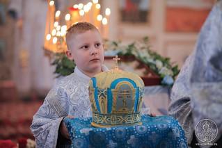 Божественная литургия 238