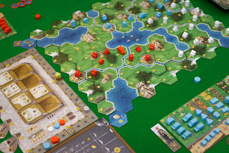 Best Farming Board Games Clans of Caledonia