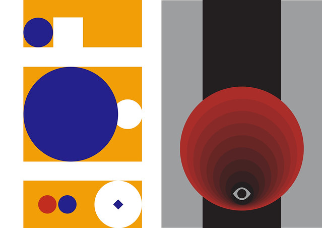 This is a MFA project inspired by Joseph Müller-Brockmann posters.