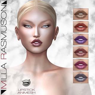 MRM Animesh Lipstick for Catwa Head b