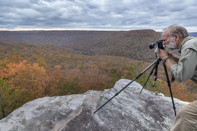 Don Hunter, Welch Point, Bridgestone Firestone WMA, White County, Tennessee