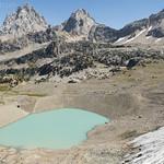 View from Schoolroom Glacier