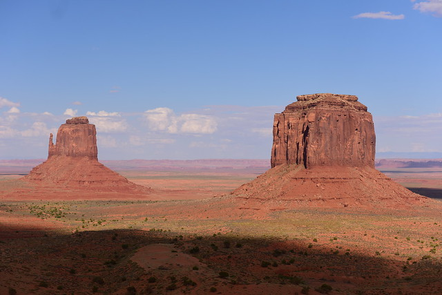 Monument Valley Navajo Tribal Park, Arizona, US August 2017 839