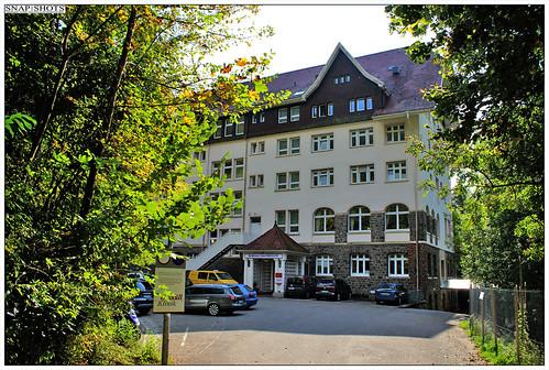 Schwarzwaldklinik und Schluchsee
