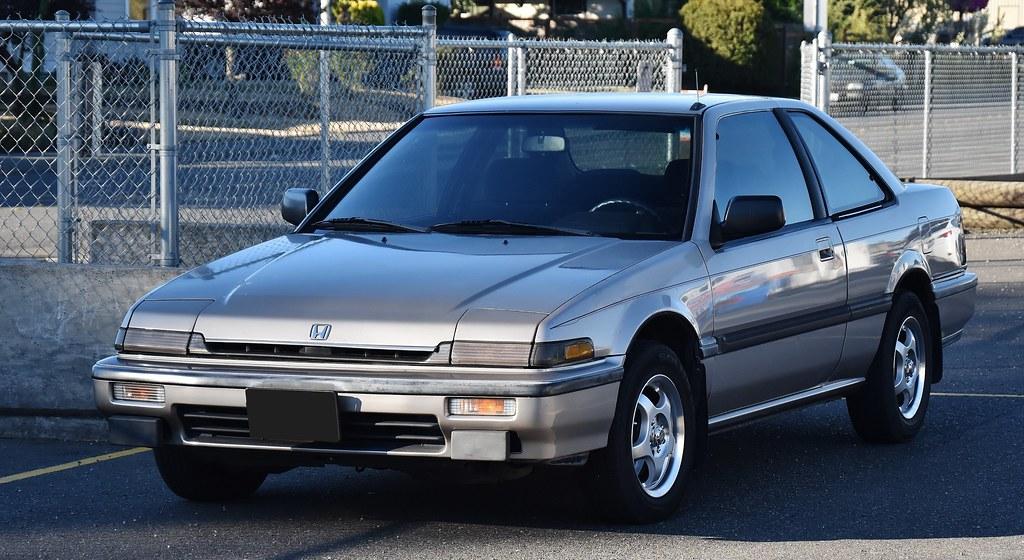 1989 Honda Accord Lxi - Top Honda
