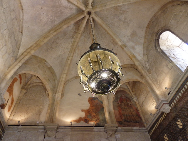 Ceiling, Capilla Mudéjar de San Bartolomé