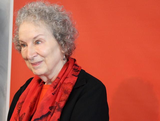 Margaret Atwood - Foire du Livre de Francfort