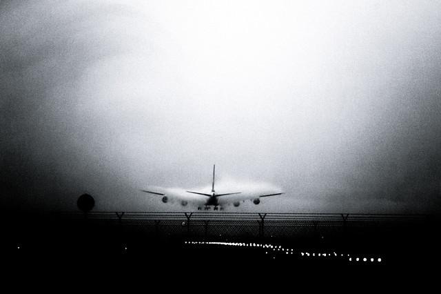 soft landing...