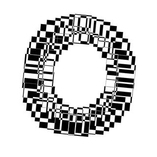 Optical Typo - GeneTypo 012.