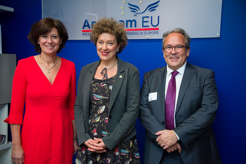 October Trade Plenary and Chair Reception | by AmCham EU