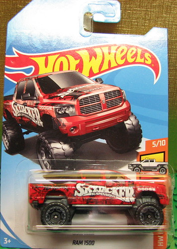 Hot Wheels - 2018 - Ram 1500 Photo