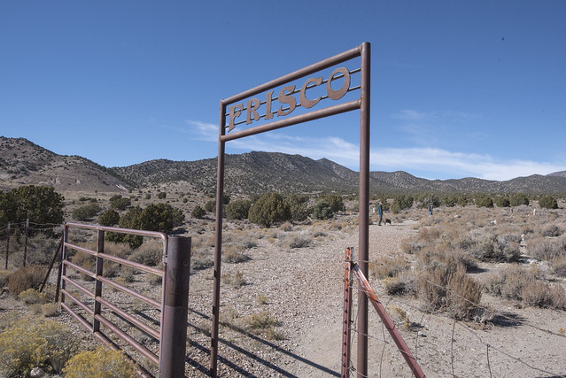 FRISCO GHOST TOWN