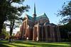 Der Schweriner Dom St. Marien und St. Johannis ist eine Bischofskirche der Evangelisch-Lutherischen Kirche in Norddeutschland. Er gehört zu den Hauptwerken der Backsteingotik.