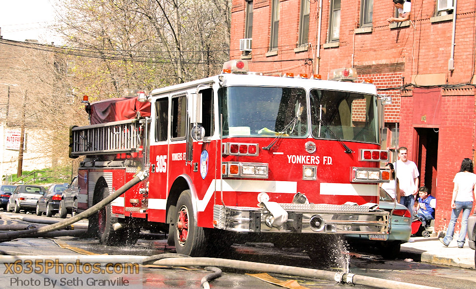 Yonkers FD Engine 305