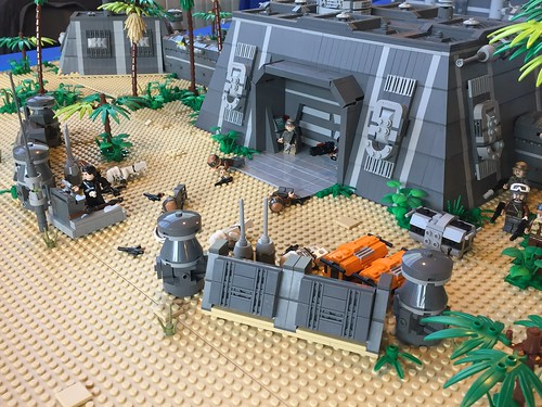 Scarif in Dole event | by georiant