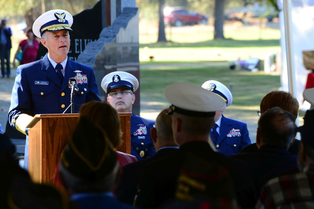 Coast Guard honors service's only Medal of Honor recipient
