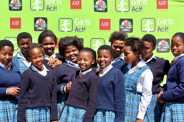 International Day of the Girl Child 2017: South Africa