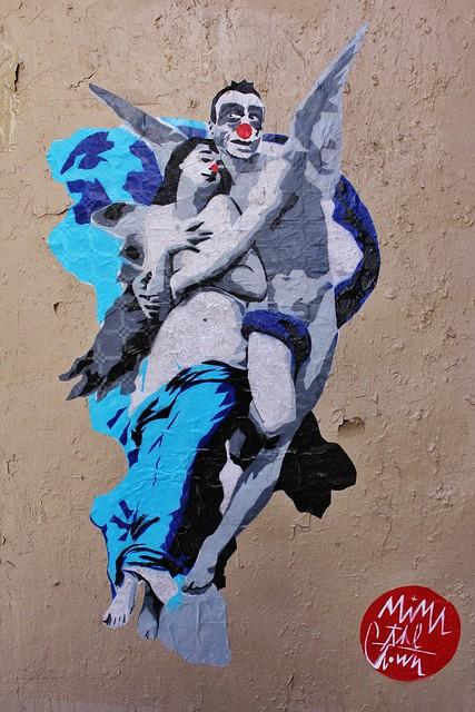 Mimi the Clown_9138 rue Quincampoix Paris 04