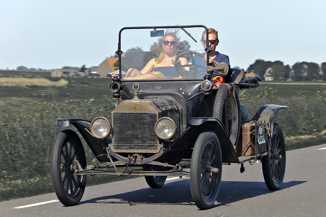 Ford Model T Runabout 1915 (1966)