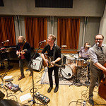 Wed, 20/09/2017 - 7:30am - Josh Ritter and his band perform for a WFUV Public Radio broadcast at Gibson Guitar Studios in New York City, 9/20/17. Hosted by Rita Houston. Photo by Gus Philippas/WFUV