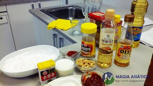 Centro Cultural Coreano Cocina ingredientes | by contacto.magiasiatica