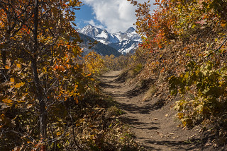 Rim Trail Keyhole, Autumn (Fall Colors) | by Exeligmos Photography