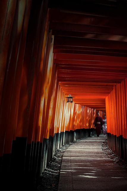 Shrine Walk