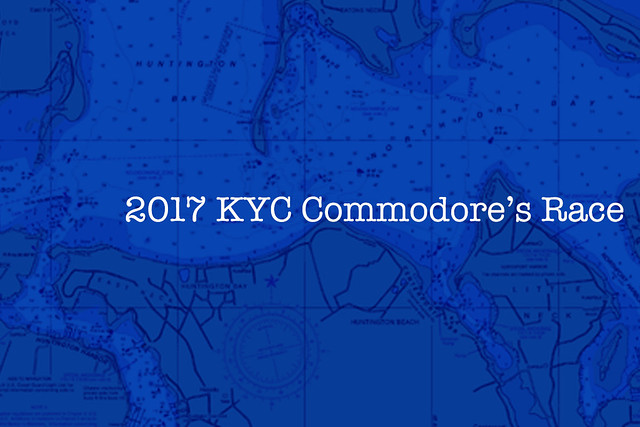 2017 Commodore's Race