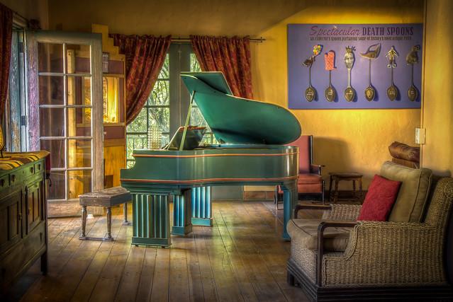 The Green Piano
