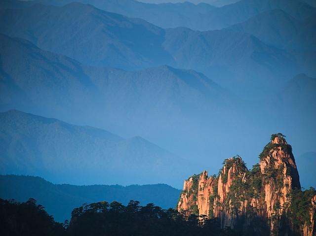 黄山, Huangshan Mountains
