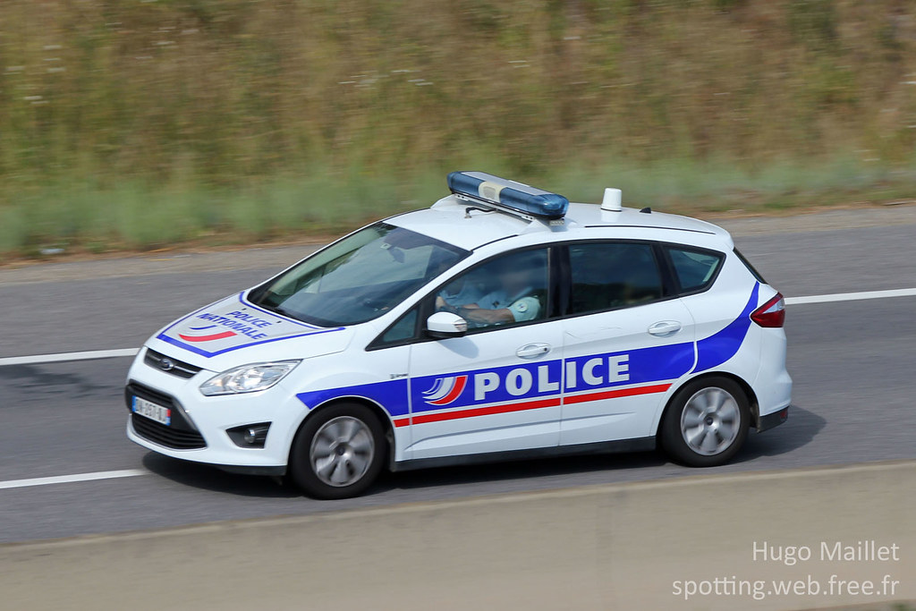 Police Nationale | Ford C-Max | Infos : police aux frontière… | Flickr