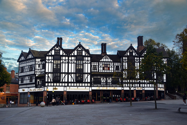 Tudor Style Architecture, Coventry