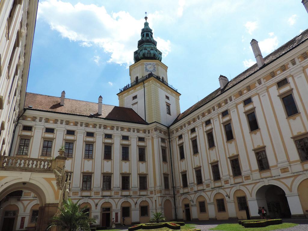 Kroměříž Castle, Moravia, Czech Republic