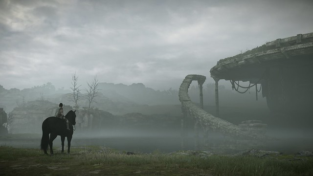 Shadow of the Colossus PGW-08