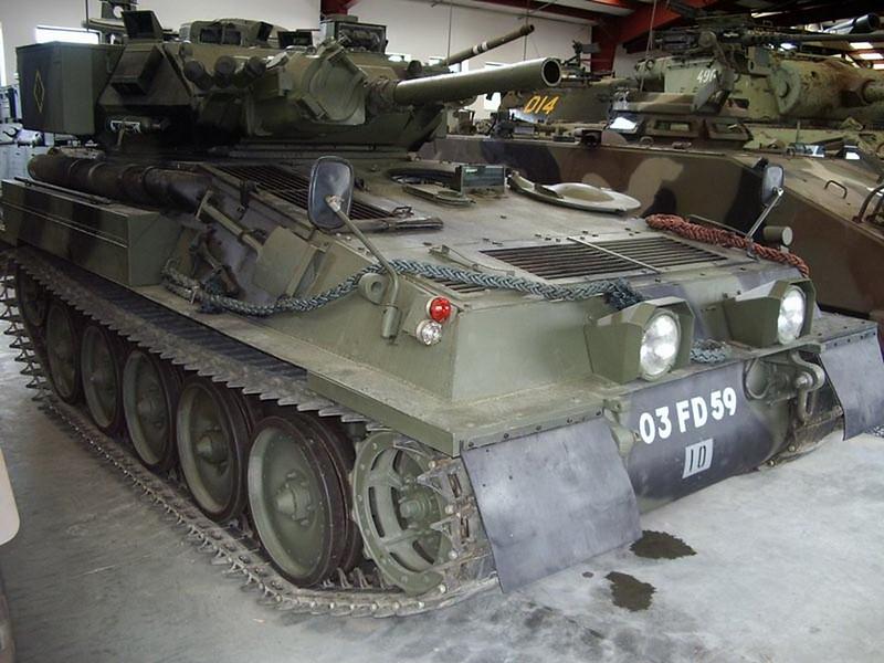 FV101 CVR(T) Scorpion 1