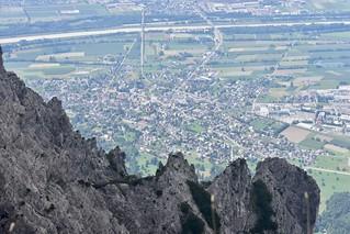 Uitzicht over Liechtenstein (Schaan) | by tijsopreis