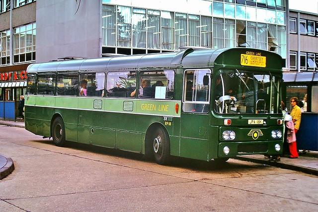 RP18 JPA118K --- Stevenage 3-9-73 *