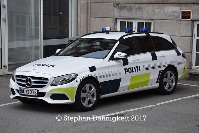 PV - MB C 220CDi - Politi