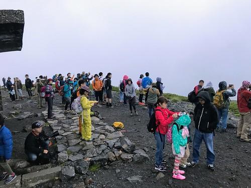 乗鞍岳 大黒岳 山頂   by ichitakabridge