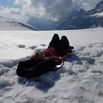 Gletscherlandung Kanderfirn 23. September 2017