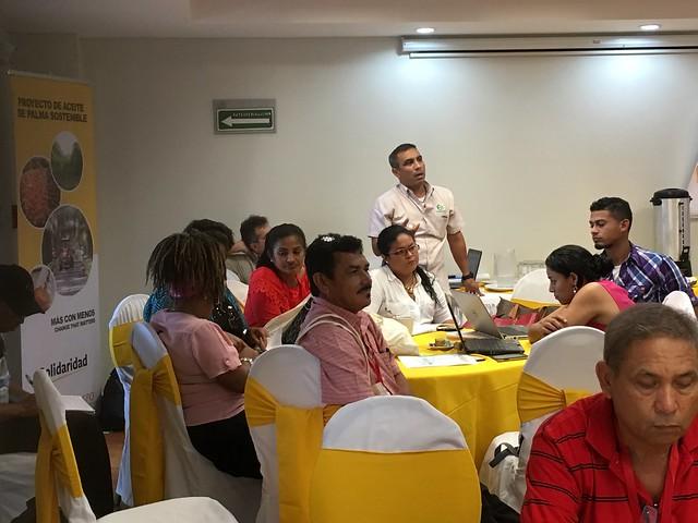 Curso para Líderes en Manejo Integrado del Paisaje_Laguna de Apoyo_Nica_sept 2017 - 12